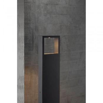 Nordlux Avon 84128003 Black Outdoor Bollard Light