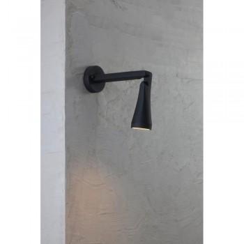 Nordlux Mono 86381003 Black Outdoor Wall Light