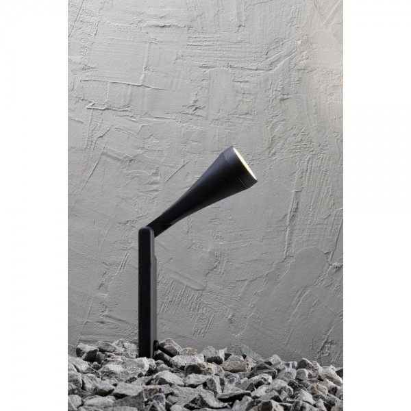 Nordlux Mono 83698003 Black Outdoor Ground Spear Spotlight