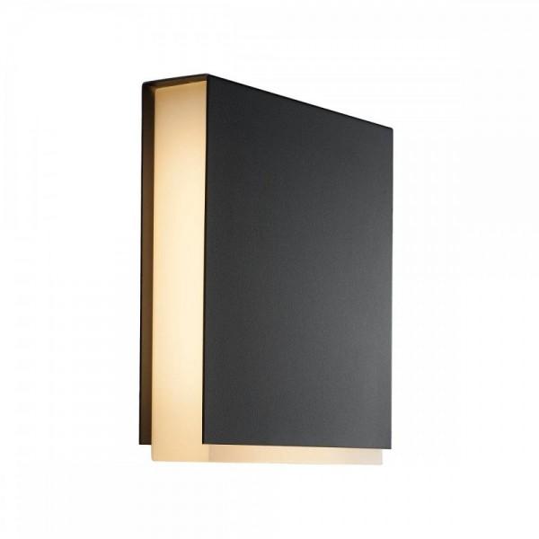 Nordlux Tamar Clips 872223 Black Outdoor Wall Light