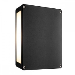 Nordlux Tamar Panel 872323 Black Outdoor Wall Light