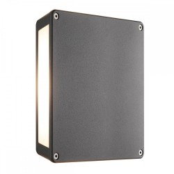 Nordlux Tamar Panel 872363 Anthracite Outdoor Wall Light