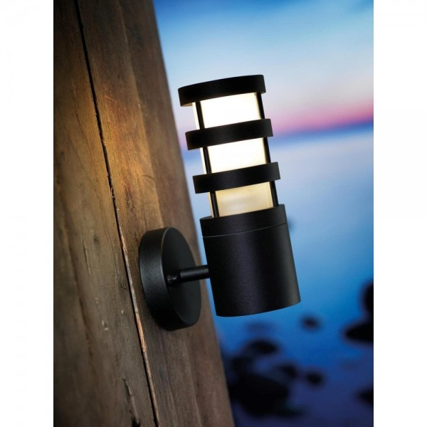 Nordlux Darwin 71971003 Black Outdoor Wall Light