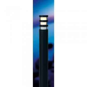 Nordlux Darwin 71988003 Black Garden Bollard Light
