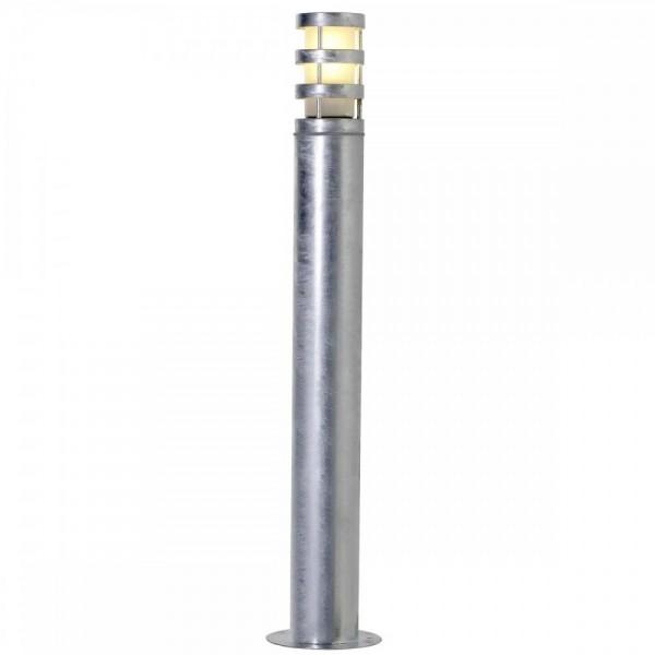 Nordlux Darwin 71988031 Galvanized Steel Garden Bollard Light