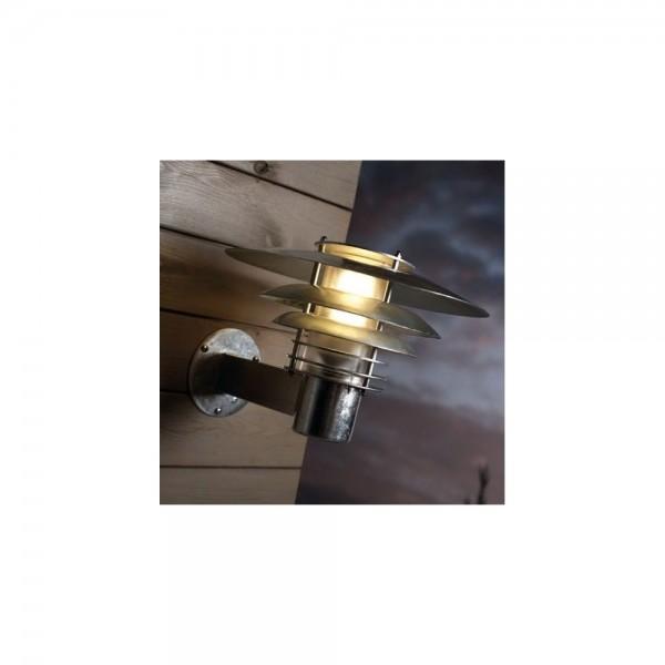 Nordlux Phoenix Mini 24421031 Galvanized Steel Wall Light