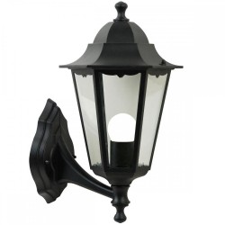 Nordlux Cardiff 74371003 Black Garden Wall Up Light