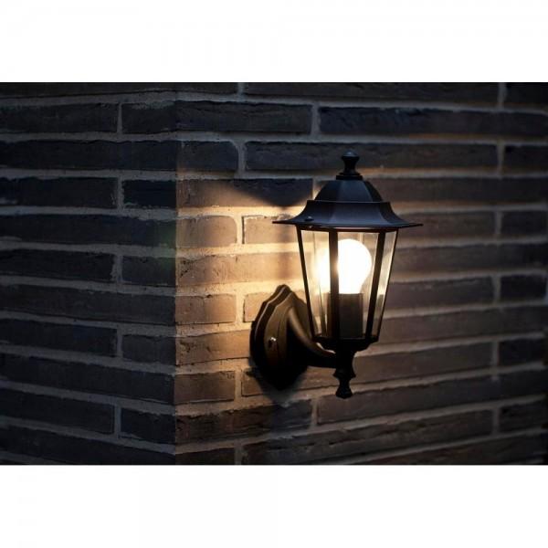 Nordlux Cardiff 74371003 Black Garden Wall Up Light