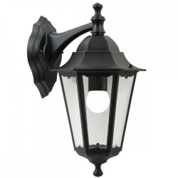 Nordlux Cardiff 74381003 Black Garden Wall Down Light