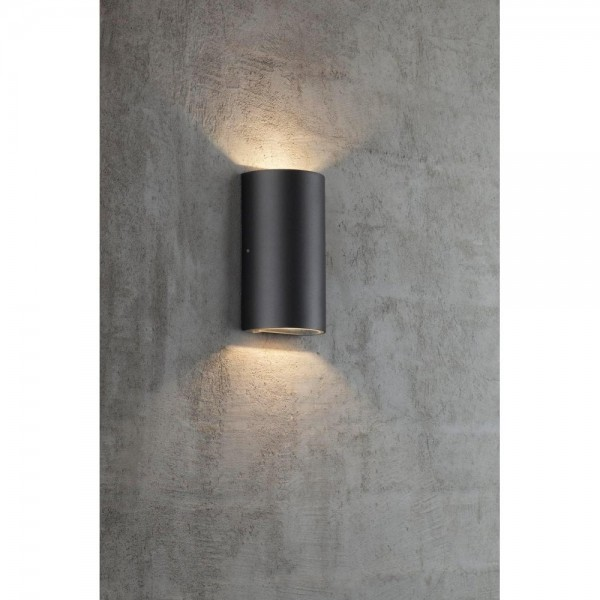 Nordlux Rold 84141003 Black Wall Light