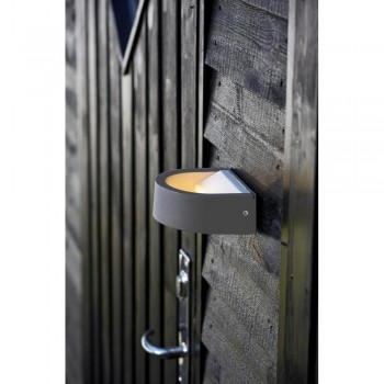 Nordlux Lift 871663 Anthracite Wall Light