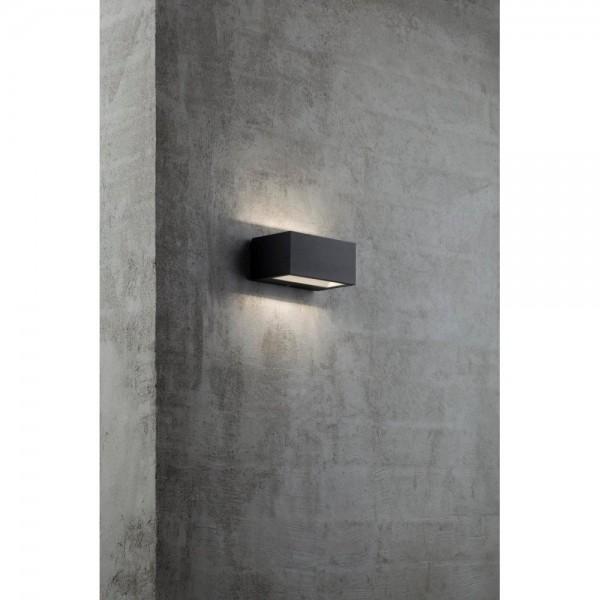 Nordlux Nene 872723 Black Wall Light