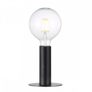 Nordlux Dean 46605003 Black Table Lamp