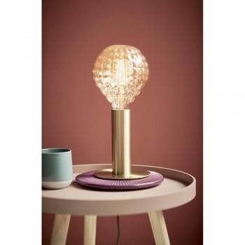 Nordlux Dean 46605025 Brass Table Lamp