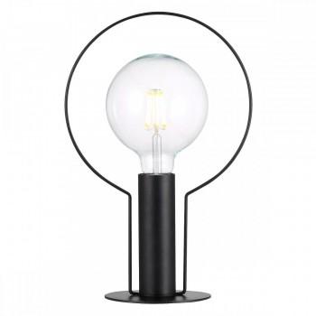 Nordlux Dean Halo 46615003 Black Table Lamp