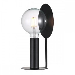Nordlux Dean Disc 46625003 Black Table Lamp