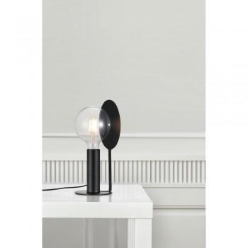 Nordlux Dean Disc 46625003 Black Table Lamp