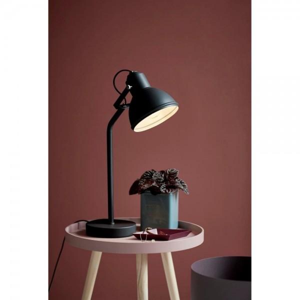 Nordlux Aslak 46685003 Black Table Lamp