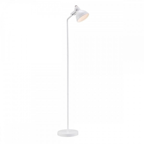Nordlux Aslak 46724001 White Floor Lamp
