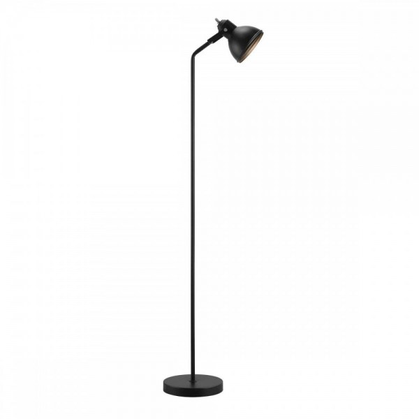 Nordlux Aslak 46724003 Black Floor Lamp