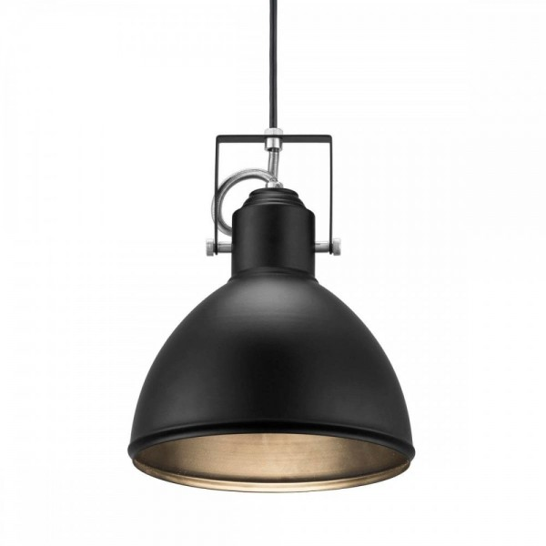 Nordlux Aslak 46553003 Black Pendant Light
