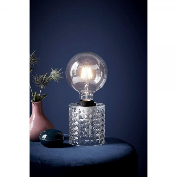 Nordlux Hollywood 46645000 Clear Table Lamp