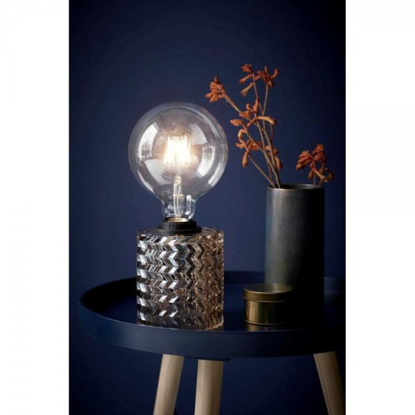 Nordlux Hollywood 46645027 Amber Table Lamp