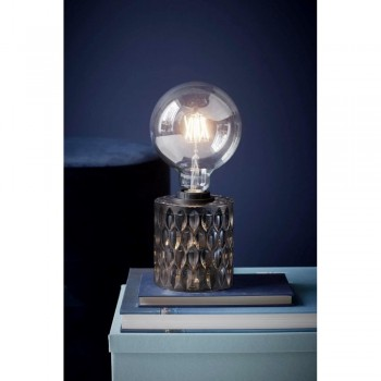 Nordlux Hollywood 46645047 Smoked Table Lamp