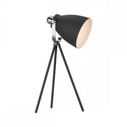 Nordlux Largo 46655003 Black Table Lamp