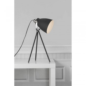 Nordlux Largo 46655003 Black Table Lamp