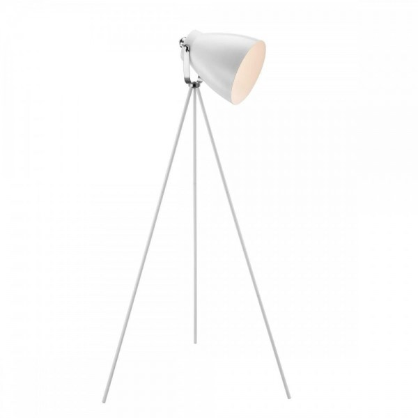 Nordlux Largo 46704001 White Floor Lamp
