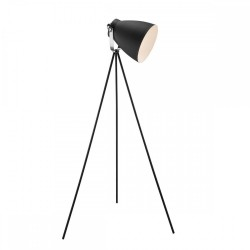 Nordlux Largo 46704003 Black Floor Lamp