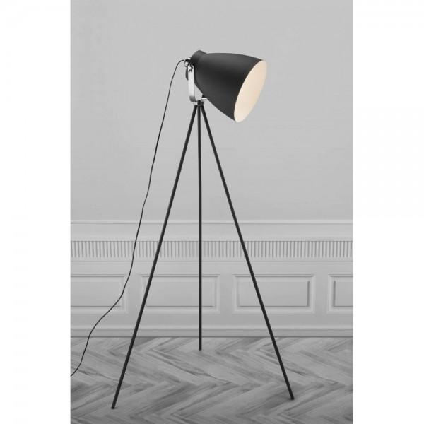 Nordlux Largo 46704003 Black Floor Lamp