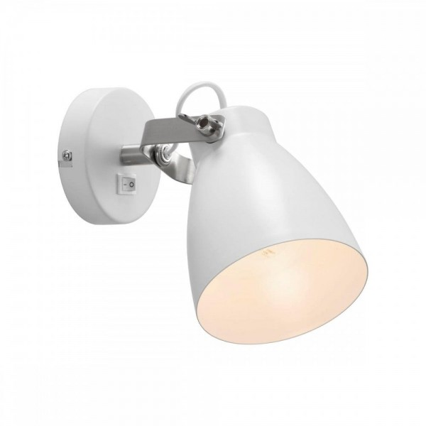 Nordlux Largo 47051001 White Wall Light