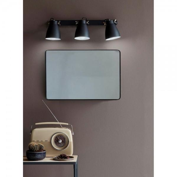 Nordlux Largo 47070003 Black 3-Rail Wall Light