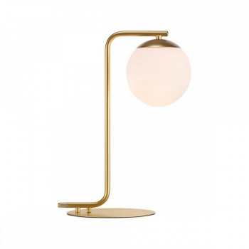 Nordlux Grant 46635025 Brass Table Lamp
