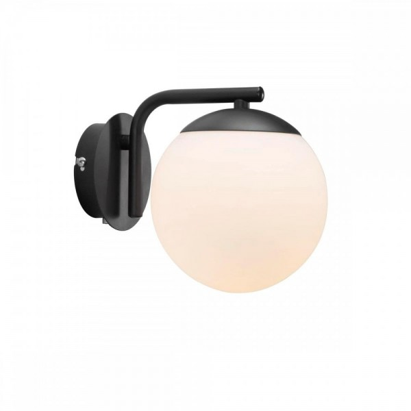 Nordlux Grant 47091003 Black Wall Light