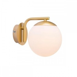 Nordlux Grant 47091025 Brass Wall Light