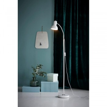 Nordlux Texas 46714001 White Floor Lamp