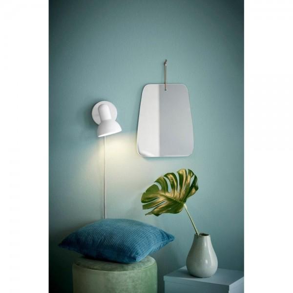 Nordlux Texas 47141001 White Wall Light