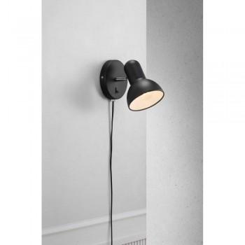 Nordlux Texas 47141003 Black Wall Light