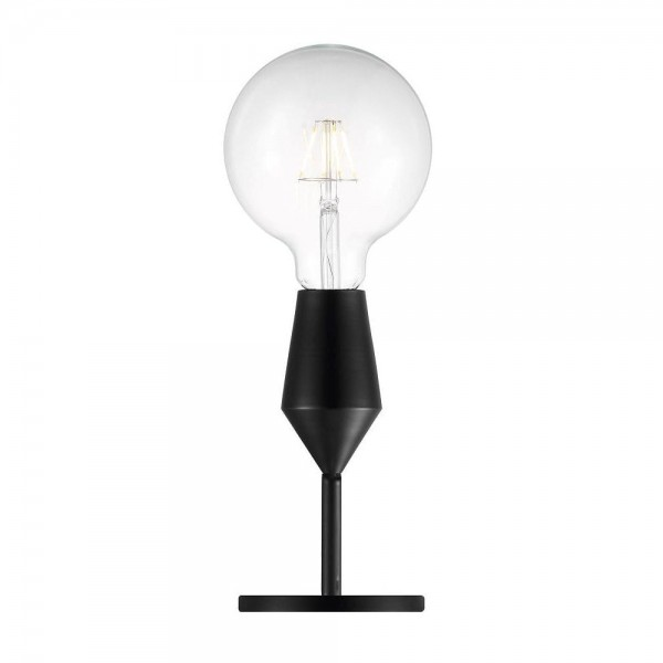 Nordlux Aud 45655003 Black Table Lamp