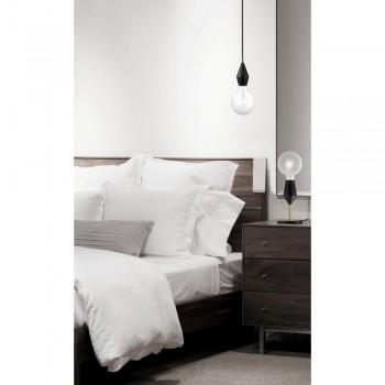 Nordlux Aud 45655003 Black Table Lamp