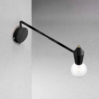 Nordlux Aud 45661003 Black Wall Light