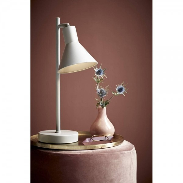 Nordlux Eik 46695001 White Table Lamp