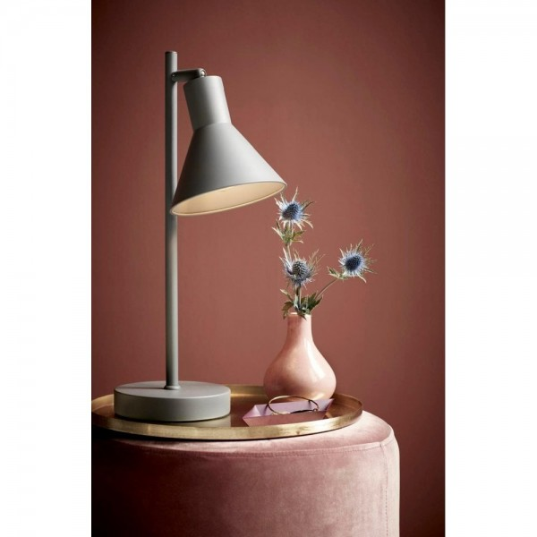 Nordlux Eik 46695010 Grey Table Lamp