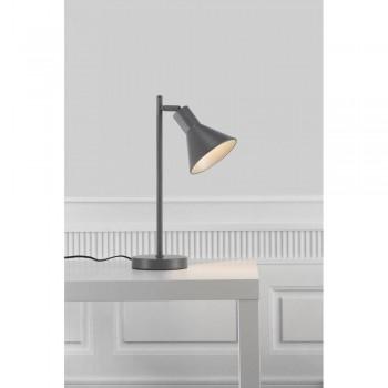 Nordlux Eik 46695010 Grey Table Lamp