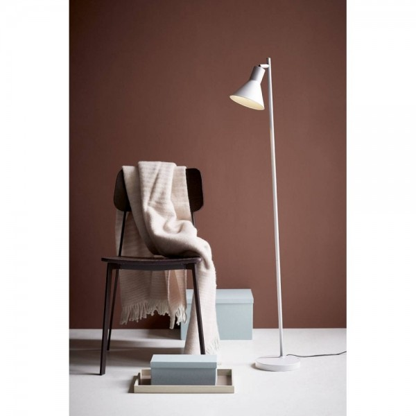 Nordlux Eik 46734001 White Floor Lamp