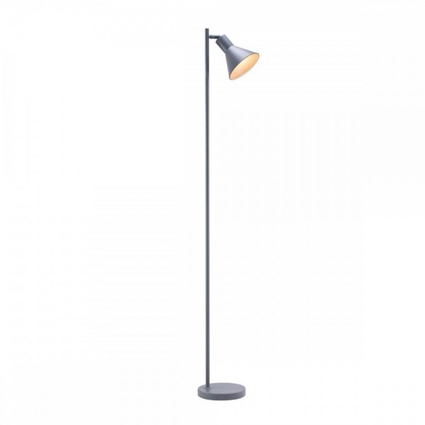 Nordlux Eik 46734010 Grey Floor Lamp