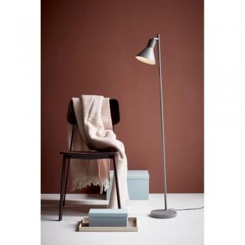 Nordlux Eik 46734010 Grey Floor Lamp